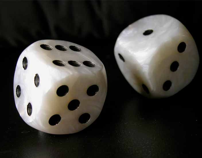 """Roll the Dice"""