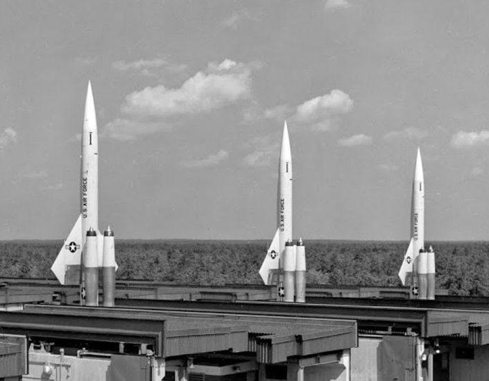Bomarc Missile Crisis