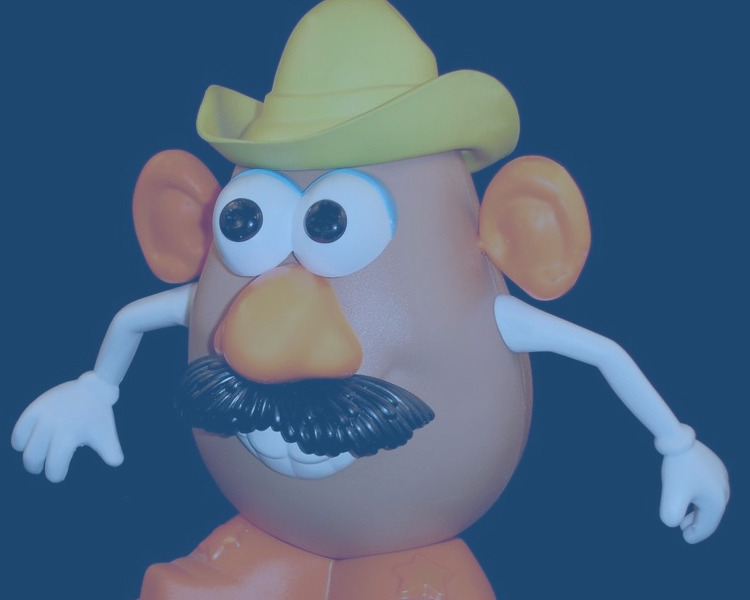 """Mr. Potato Head"""
