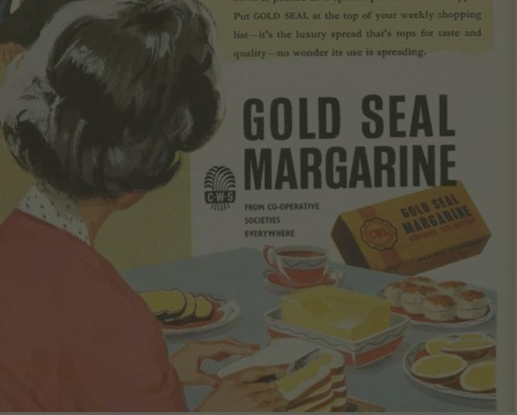 The Margarine Wars